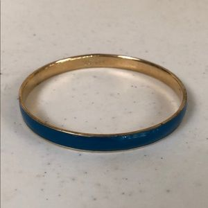 Blue jcrew bracelet